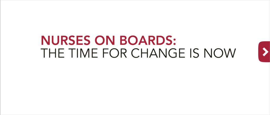 Nurses on Boards